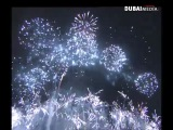 Феерверк в Дубае New Year 2011