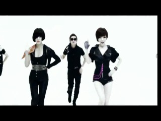 Brown Eyed Girls - Abracadabra (Dance Ver.) [MV]